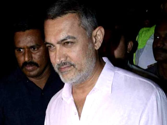 Video : Aamir, Dropped By Centre, To Be Ambassador For Key Maharashtra Scheme