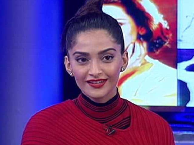 Sonam's Neerja Takeaway: Bravery is When You Act in the Face of Fear