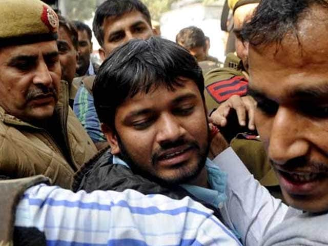Video : Kanhaiya Kumar's Bail Request In High Court, Supreme Court Orders Security