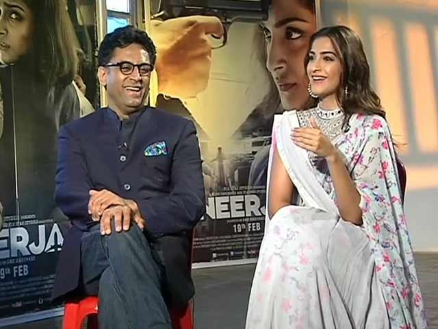 Have Not Studied So Much Since School: Sonam on Neerja
