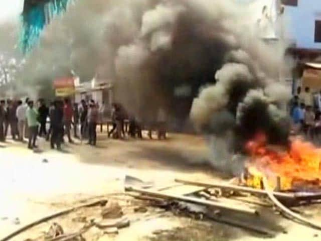 Video : Jat Agitation In Bharatpur Heads For Breakthrough