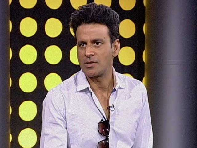 Video : The 'Historical' Thing That Happened to Manoj Bajpayee