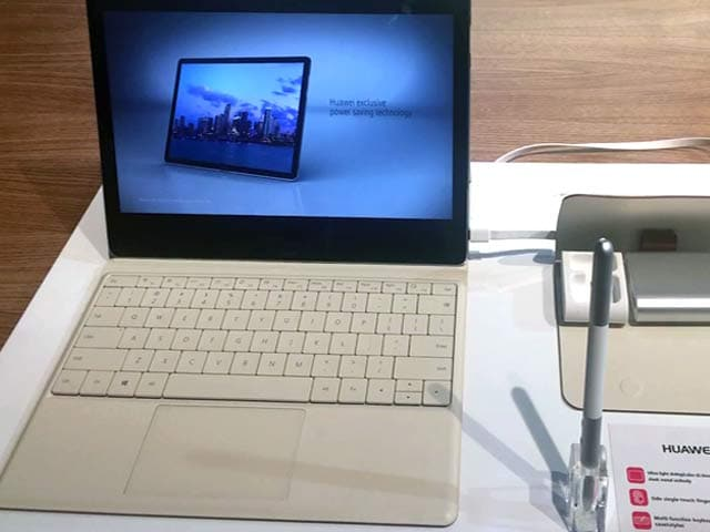 Video : Huawei MateBook First Look