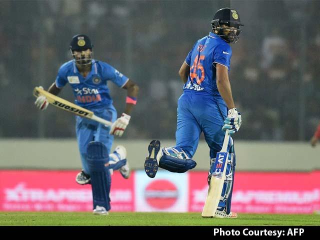 Video : India Batsmen Good Enough to Handle Pakistan Bowlers: Gavaskar