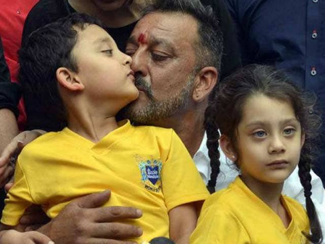 Sanjay Dutt Gears Up for 'Fifth Comeback'