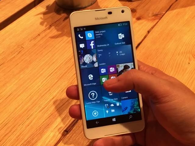 Video : Microsoft Lumia 650 First Look