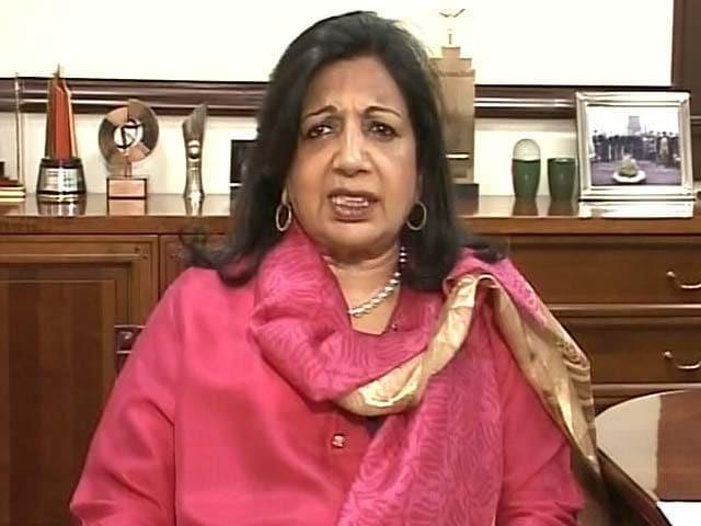 Video : No Surprises In Budget 2016: Kiran Mazumdar Shaw