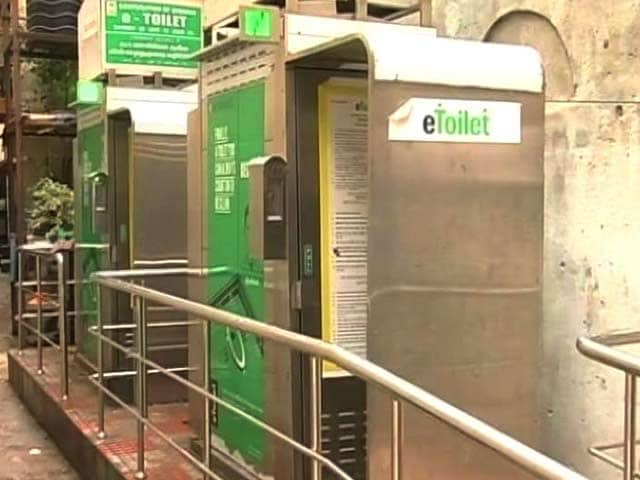 Video : Welcome Chennai's New 'Always Clean' E-Toilets