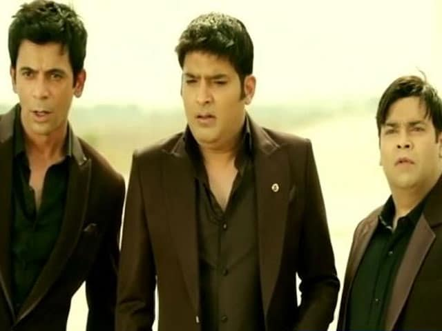 Kapil Sharma and the Gang is Back