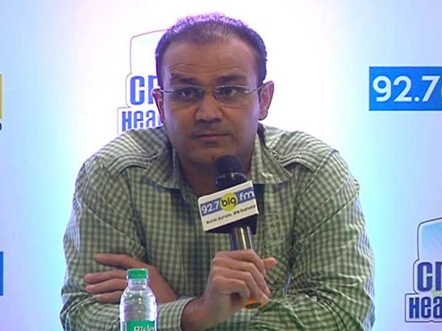Video : Pakistan Have The Best Attack in World T20: Sehwag