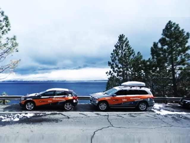 Video : GLAadventure's American Diary: Exploring Las Vegas, Lake Tahoe and San Francisco