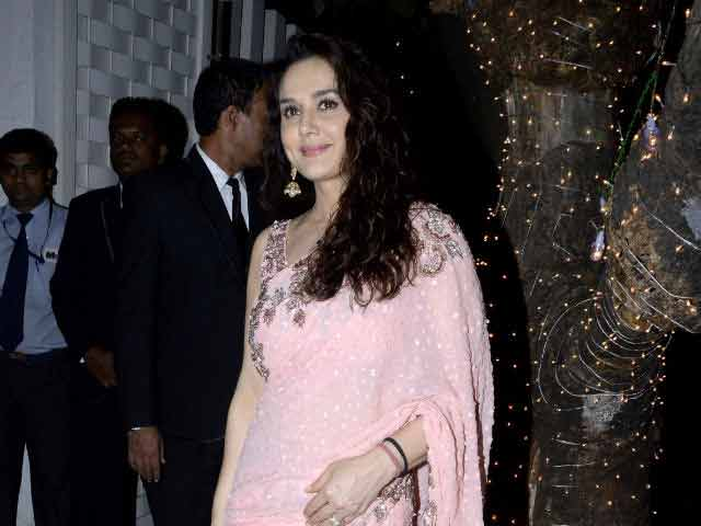 Preity Zinta Marries Gene Goodenough