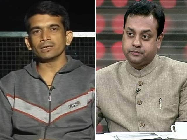 Video : Kanhaiya Kumar's Brother To BJP: 'Satyamev Jayate'