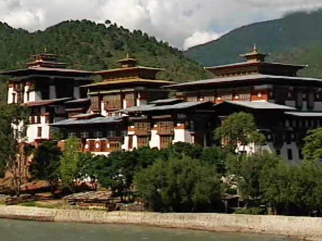 Video : Bhutan: Fortress of the Gods