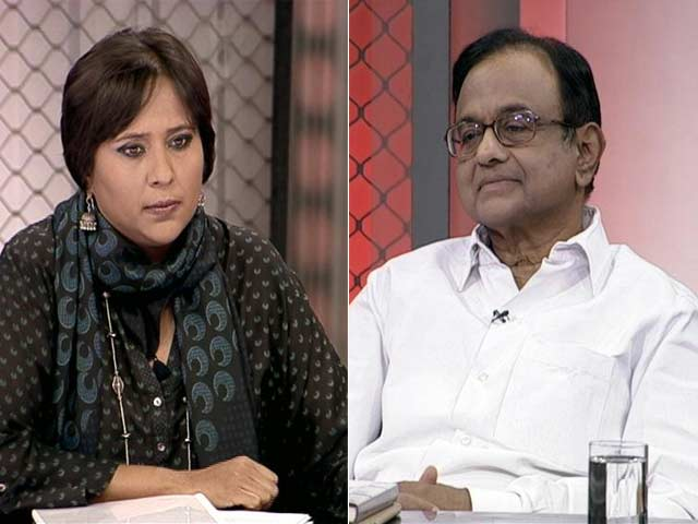 Video : Headley A Psychopath, Can't Go By His Ishrat Testimony: Chidambaram To NDTV