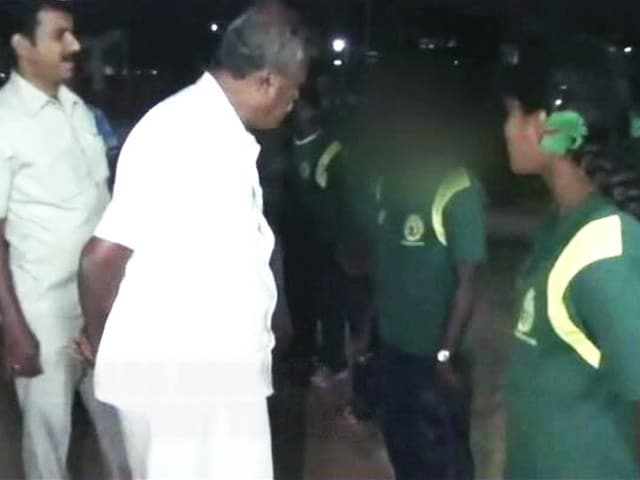 Video : PMK Accuses Tamil Nadu Minister Of Misconduct At Girls' Hostel