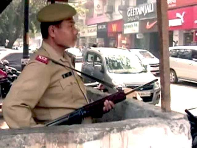 Video : Terror Alert: After Metros, Security Intensified In Many Other Cities