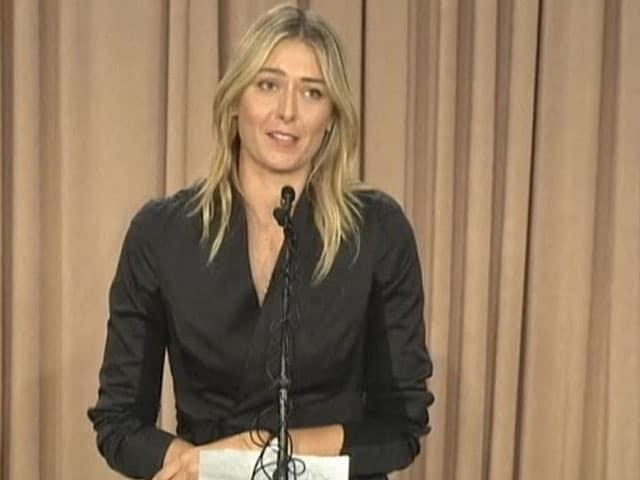 Video : Pressbox Perspective: Sharapova - Genuine Mistake or Cheating?
