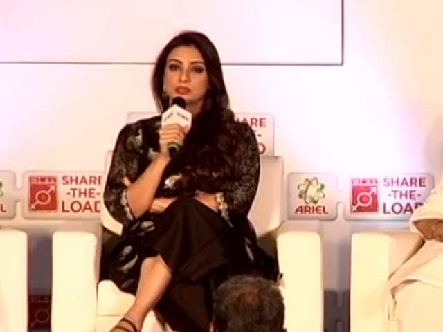 Tabu's Most Empowering Moment