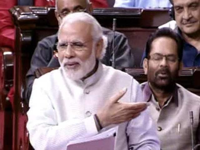 Video : Transparency Is The Cornerstone Of 'Good Governance', Says PM Modi