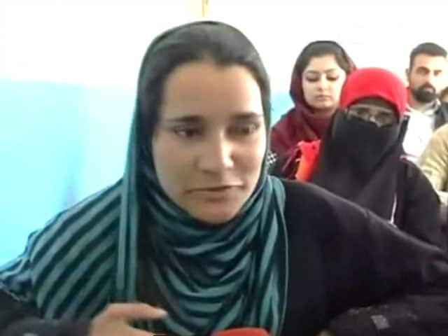 Video : Differently-Abled Women Celebrate Women's Day In Kashmir