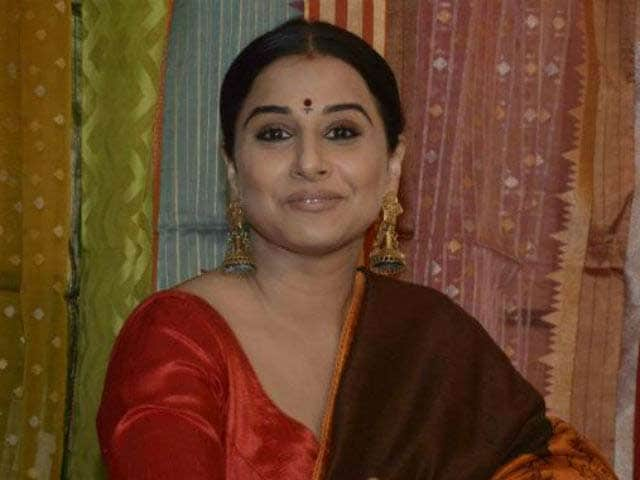 Vidya Balan Taken by Surprise