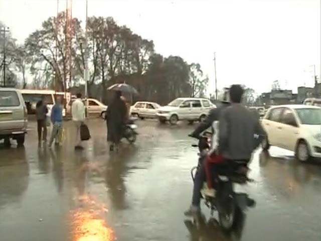 Video : Unexpected Rain, Snow Could Damage Kashmir's Almond Crop: Experts