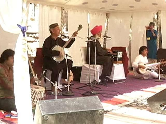 Video : World Sacred Spirit Festival: Living Monuments, Continuing Traditions
