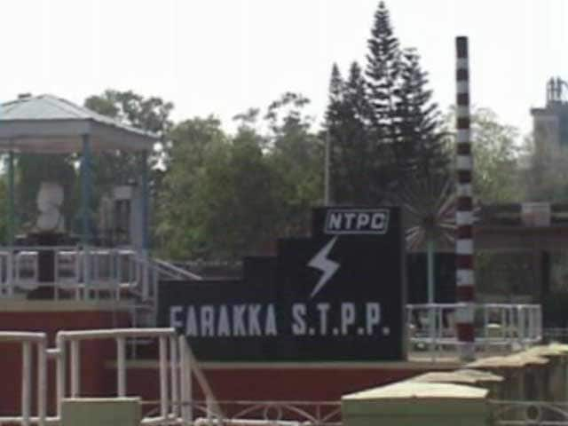 Video : Low Water Level Shuts Down Most Of Farakka Power Plant In West Bengal