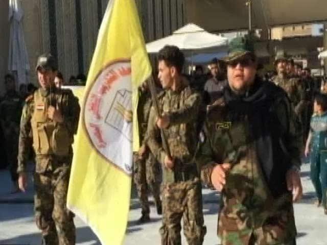 Video : कर्बला की नई जंग, आइएसआइएस के खिलाफ मोर्चा