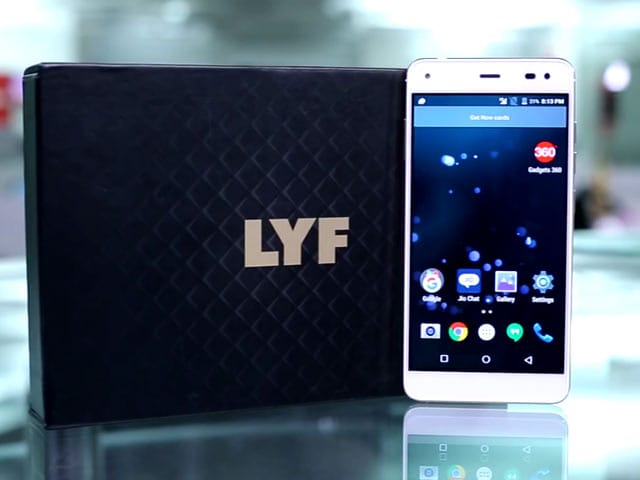 Video : Lyf Earth 1 Review