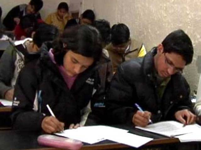 Video : 'Tough' Class XII CBSE Maths Paper Leaves Students Feeling Short Changed