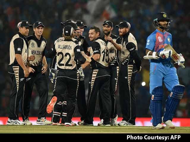 Video : India vs New Zealand T20 World Cup: Nagpur Pitch Slammed Again