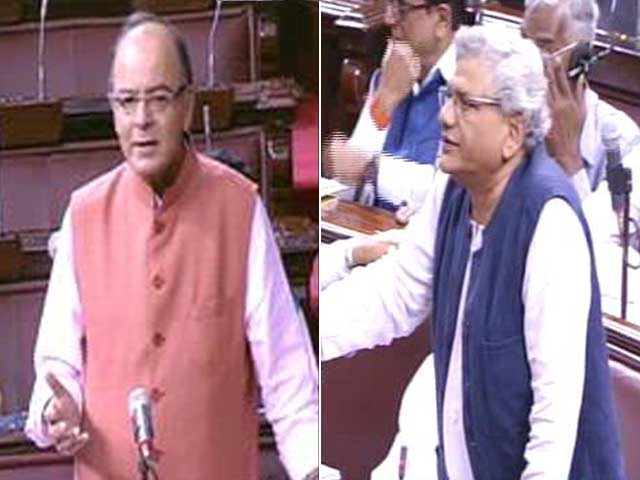 Video : Aadhaar Battle: Round 2 To Opposition As Bill Goes Back To Lok Sabha