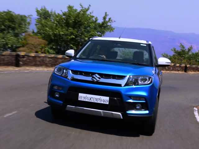 Video : Maruti Suzuki Vitara Brezza vs Ford EcoSport