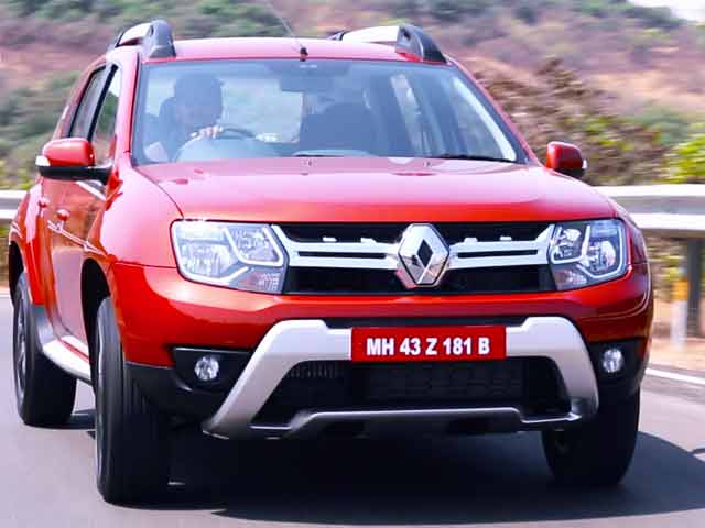 Video : First Look: Renault Duster Facelift