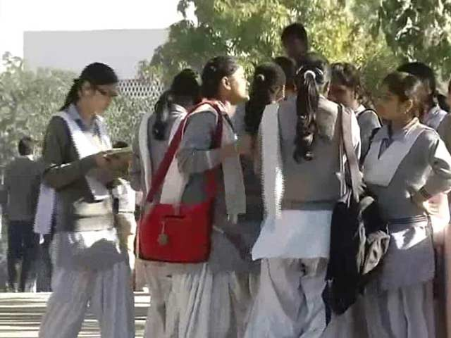Video : Class 12 Students, Exhale. CBSE To Compensate For Tough Math Paper