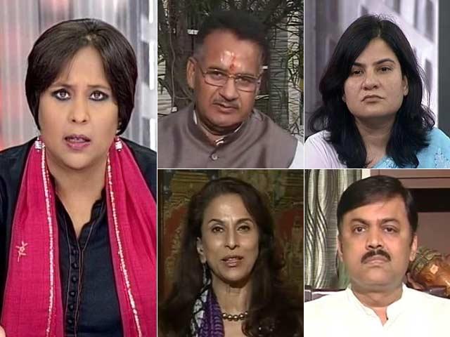 Video : Shaktiman Suffers:  Maneka Gandhi Aide Lambasts BJP MLA