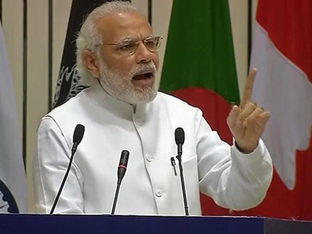 Video : '99 Names For Allah, None Stand For Violence,' Says PM Modi