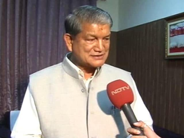 Video : Uttarakhand: Governor Asks Harish Rawat To Prove Majority By March 28