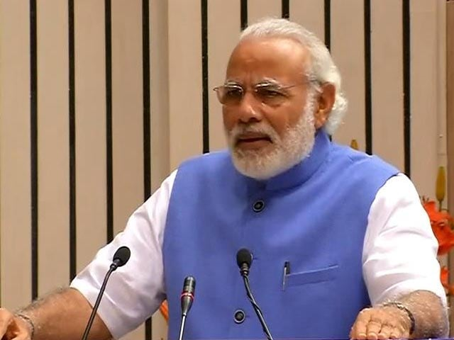 Video : PM Modi's Strong Comments On Reservation And Dalits