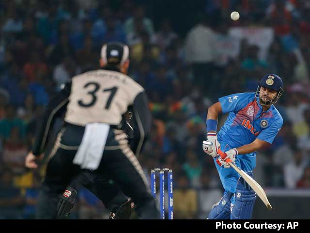 Video : World T20: Have to Back Batsmen Like Raina, Dhawan, says MS Dhoni