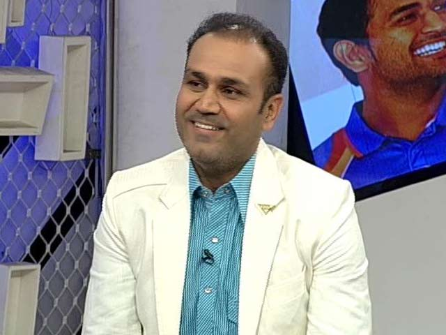 Video : When Virender Sehwag Compared Pakistan to Old Wine
