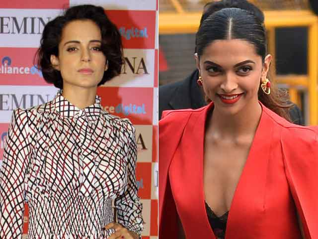 Kangana New Face of Brand Previously Endorsed by Deepika