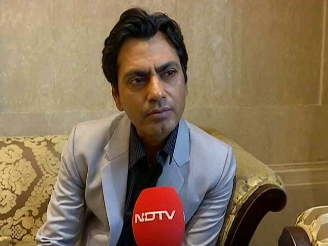 Nawazuddin's Dreams Came True, Courtesy Big B, SRK