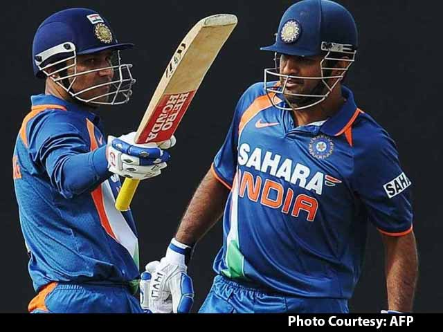 Video : Mahendra Singh Dhoni Should Captain Till 2019 World Cup: Sehwag