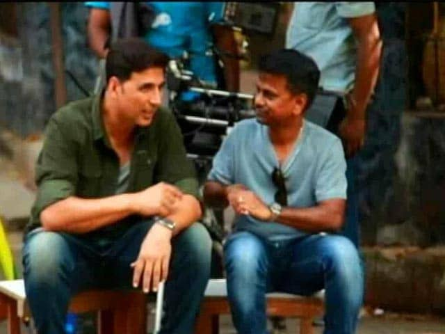 Akshay to Team With A R Murugadoss Again