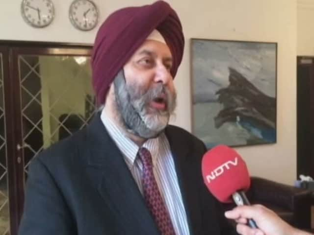 Video : Making All Efforts To Trace Raghavendran Ganesh: Indian Envoy In Belgium