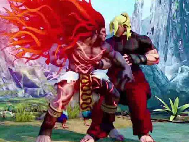 Video : Street Fighter V Video Review