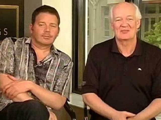 Video : Comedian Colin Mochrie on Comedy in India